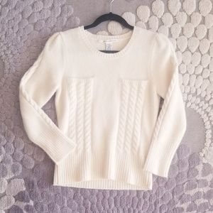 DVF Gorgeous Wool Sweater